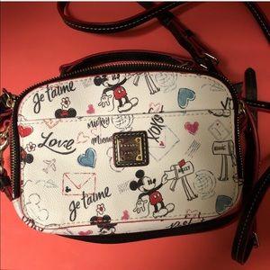 Dooney & Bourke Disney Signature Mickey Minnie